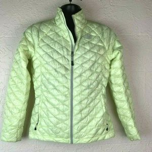 The North Face Thermoball Jacket S Quilted Down